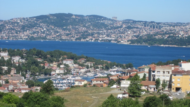 Bosphorus view properties for sale in Istanbul Turkey