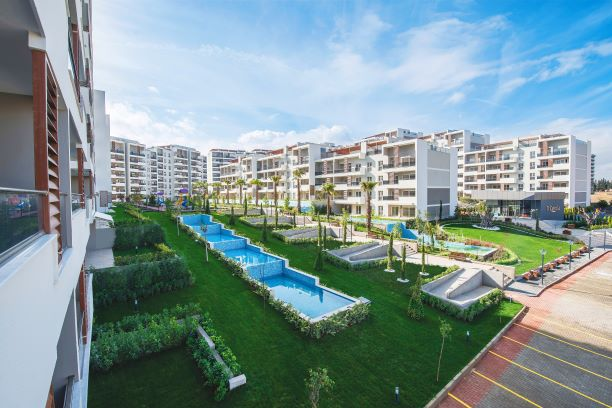 Unique Apartments in the Fastest Developing Area of Izmir for Sale