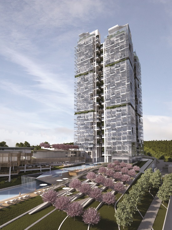 Lake View Apartments in Esenyurt Istanbul Turkey