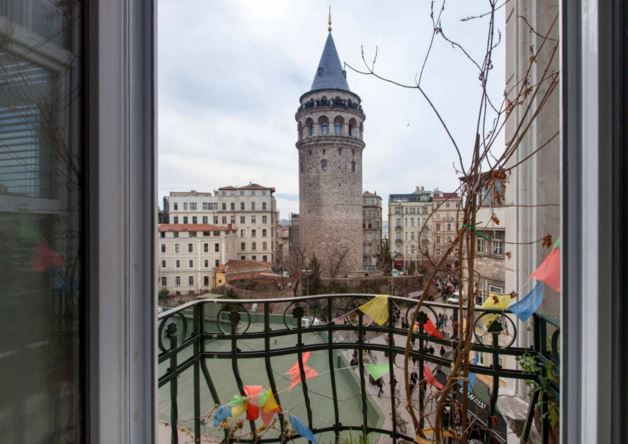 Real Estate for Rent in Galata Istanbul