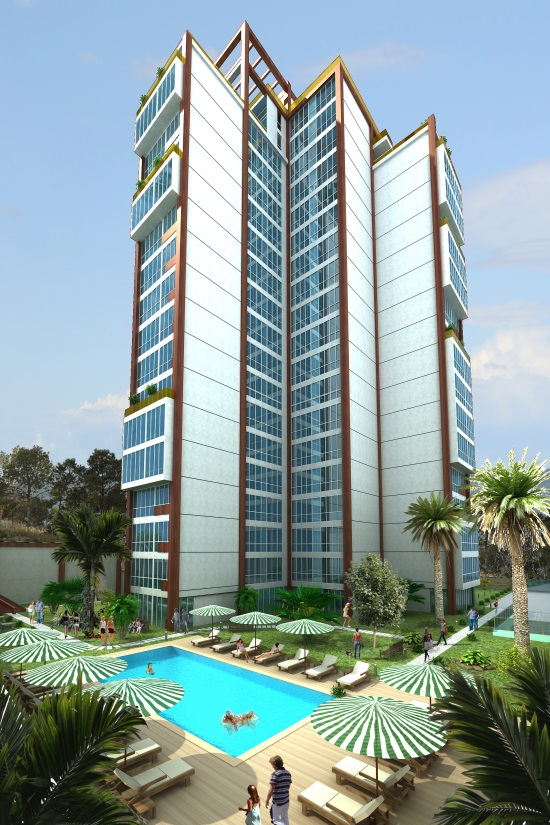 Hotel Management Concept Property in Gunesli Istanbul Turkey