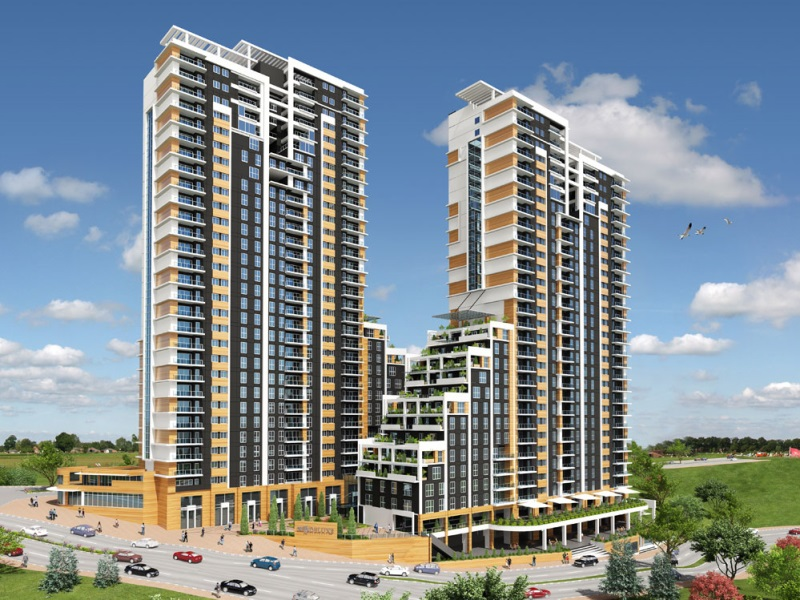 Apartments for sale in Bahcesehir Istanbul Turkey